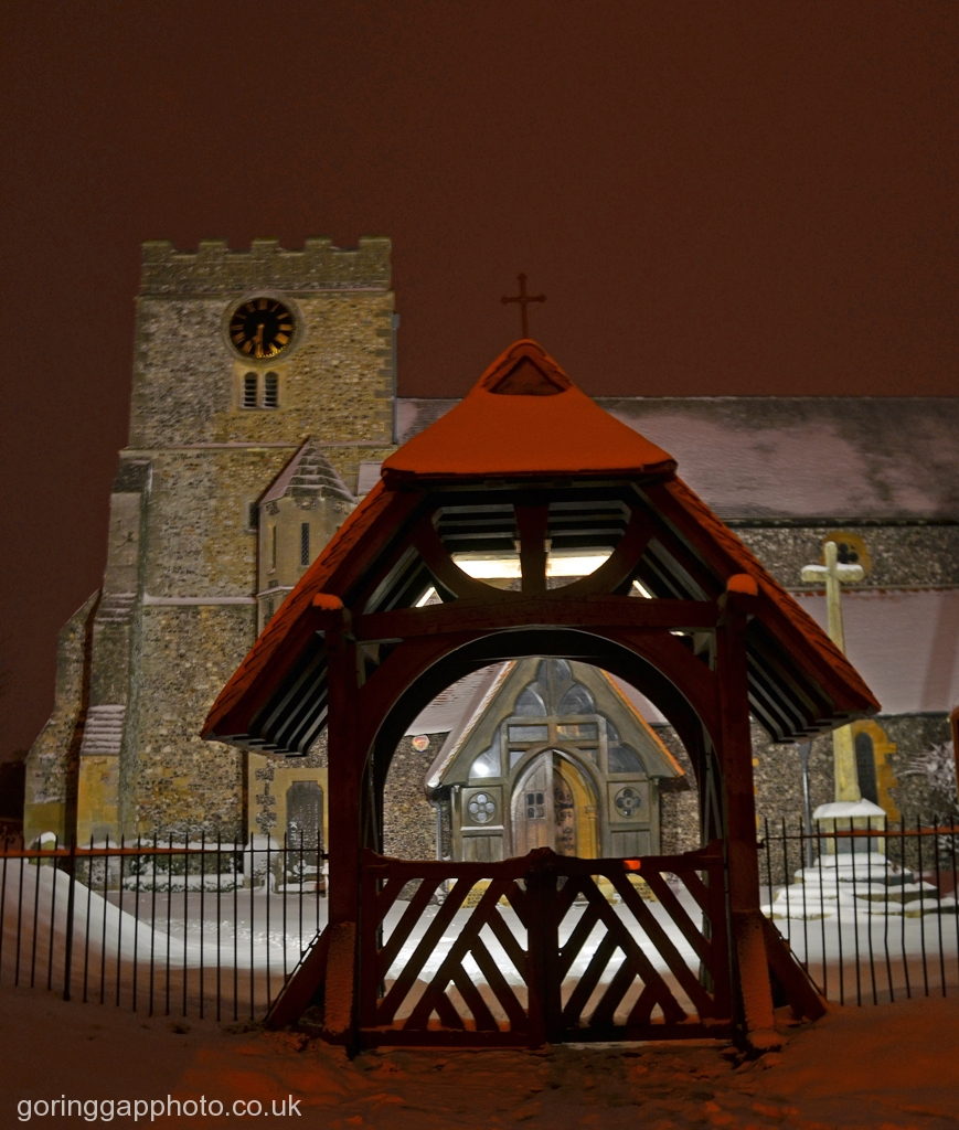 ST MARY'S ON A WINTERS EVE by Alex Kellas.jpg