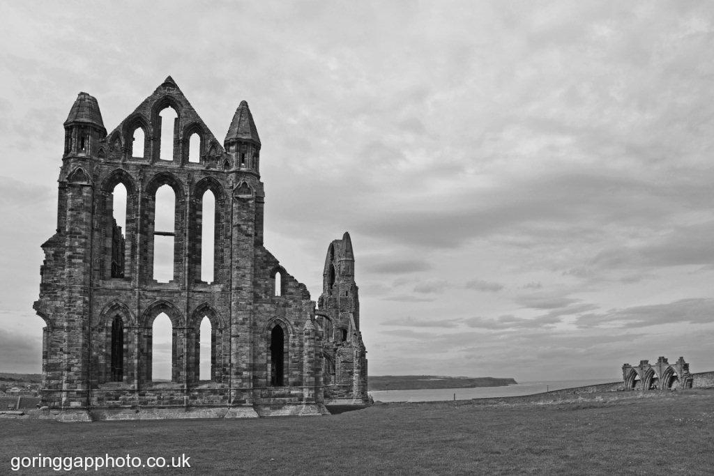 Whitby Abbey by Mary Langham