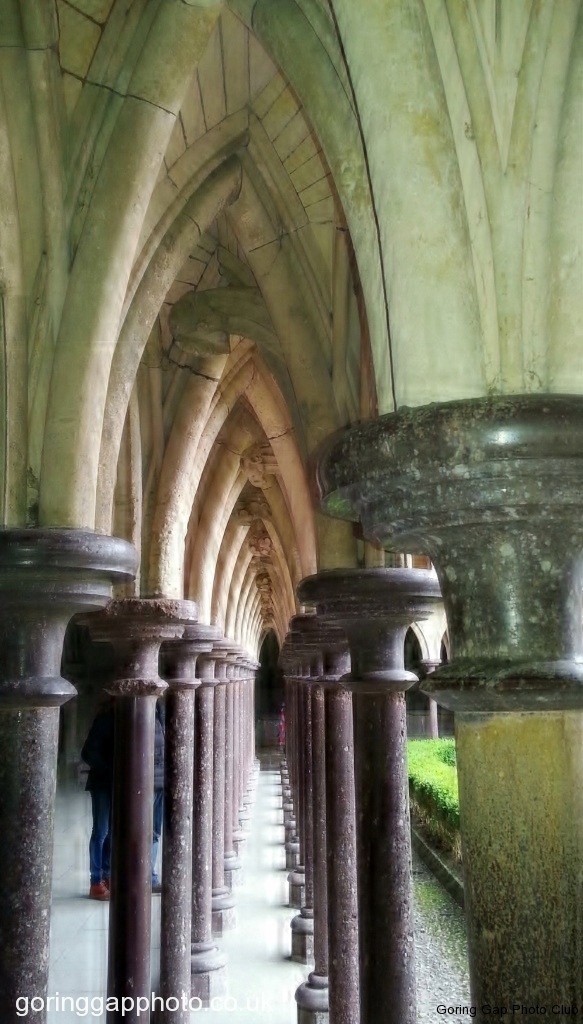 CLOISTER by Ruth Lysons