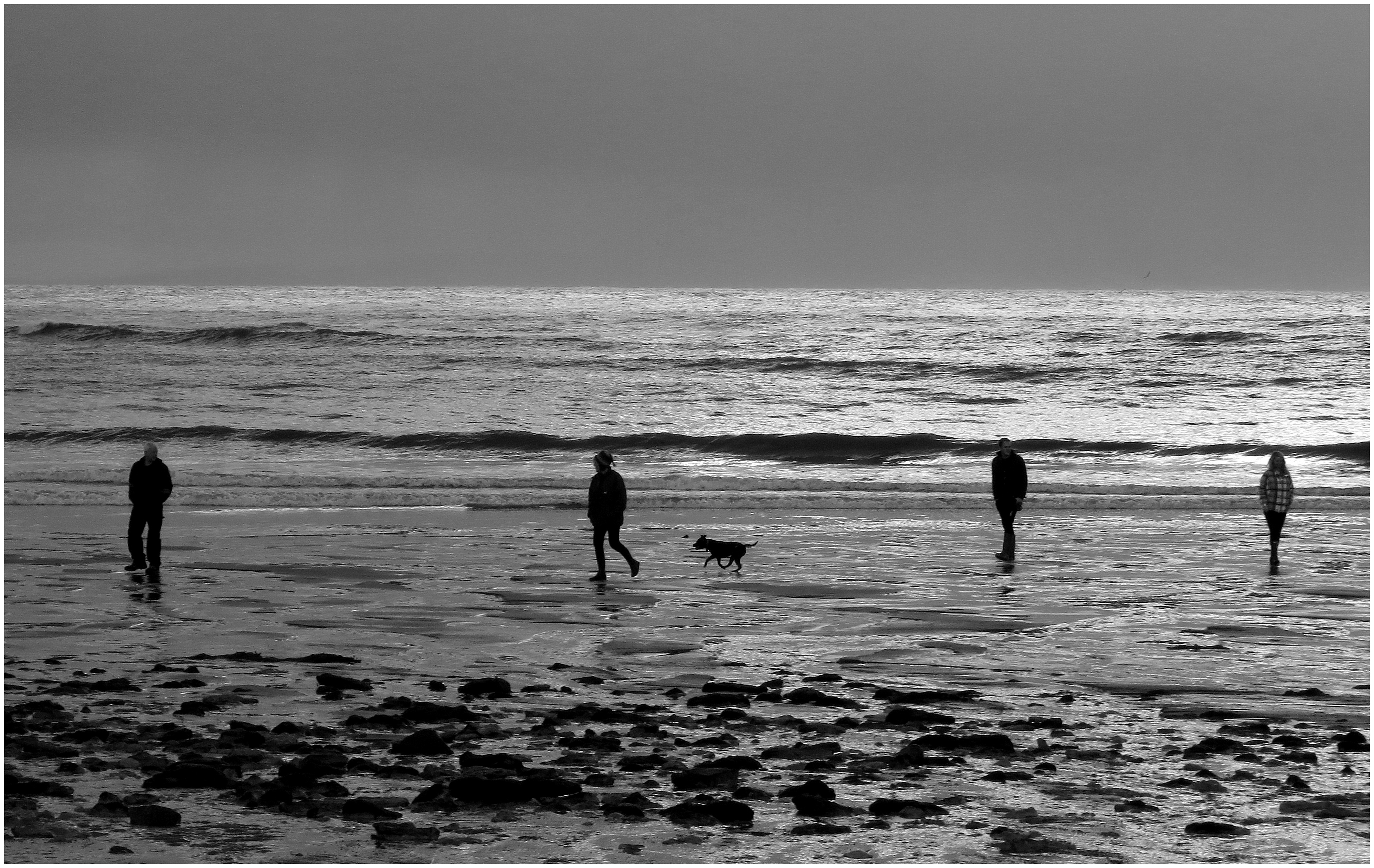 BESIDE THE SEA by Brian Davies