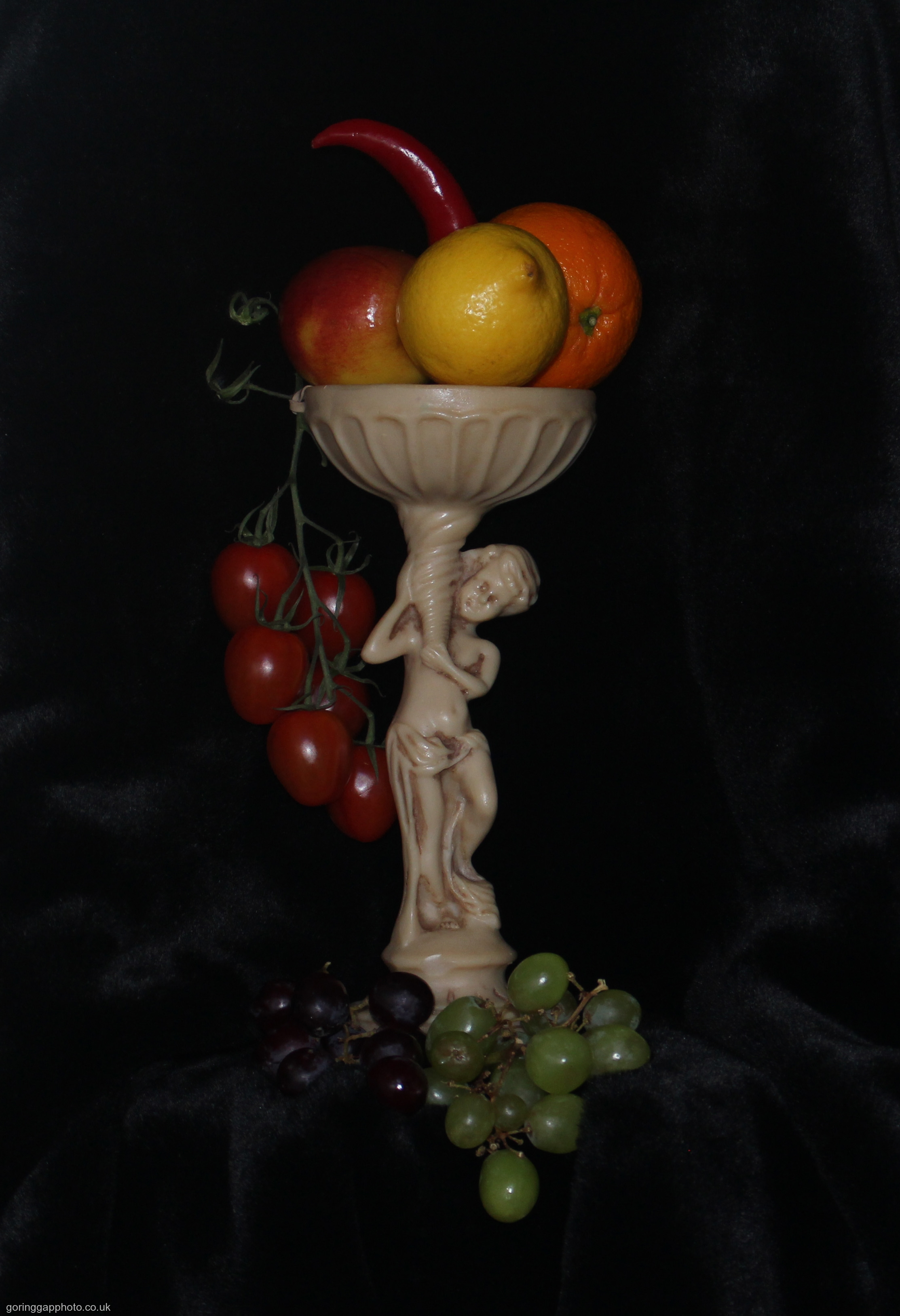 FOOD OF THE GODS by June Cryer