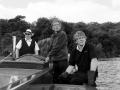 THREE MEN IN A BOAT by Ruth Lysons