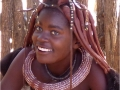 HIMBA GIRL by Janet Phillips