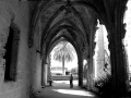 BELLAPAIS ABBEY by Ros French