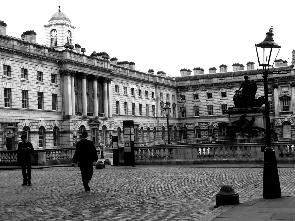 COURTAULD INSTITUTE by June Cryer